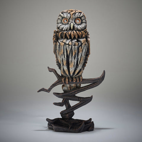 Enesco: Enesco Edge Sculpture Owl Statue
