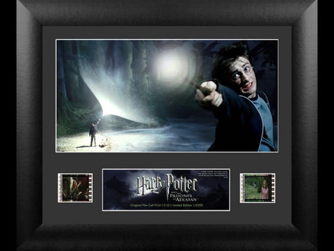 FilmCells: Harry Potter and the Prisoner of Azkaban (S1) Single Cell