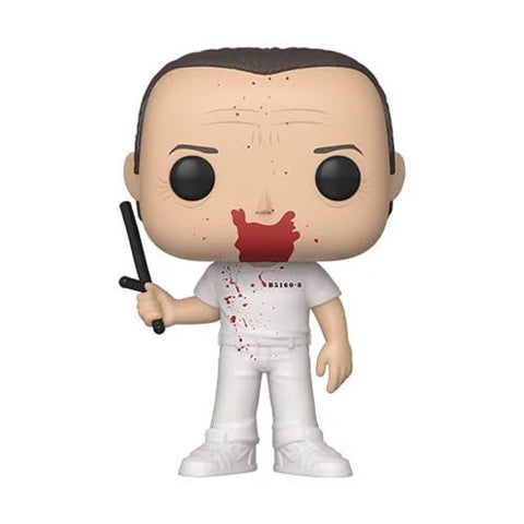 PRE-ORDER: Funko Pop! Movies: Silence Of The Lambs Hannibal Bloody