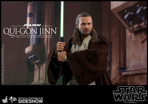 PRE-ORDER: Hot Toys Qui-Gon Jinn Sixth Scale Figure