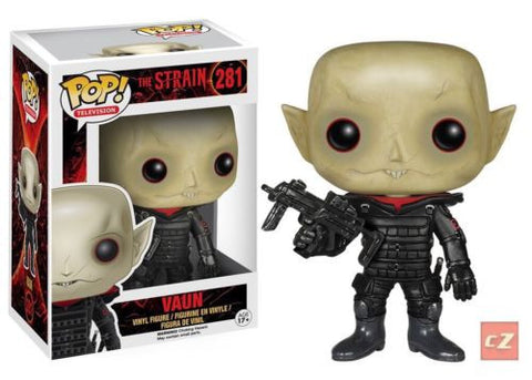 Funko Pop! Television: The Strain Vaun #281 - Vaulted *New In Box*