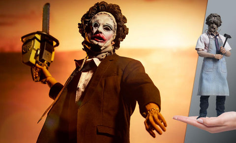 PRE-ORDER: Sideshow Collectibles The Texas Chainsaw Massacre Leatherface Sixth Scale Figure