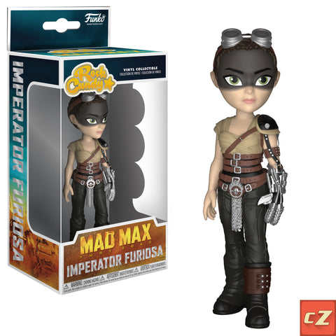 Funko Rock Candy: Mad Max Fury Road Furiosa *New In Box* - CollectorZown