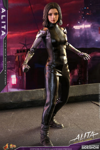 PRE-ORDER: Hot Toys Alita Battle Angel Sixth Scale Figure