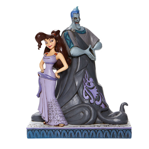 PRE-ORDER: Enesco Disney Traditions Meg & Hades Statue