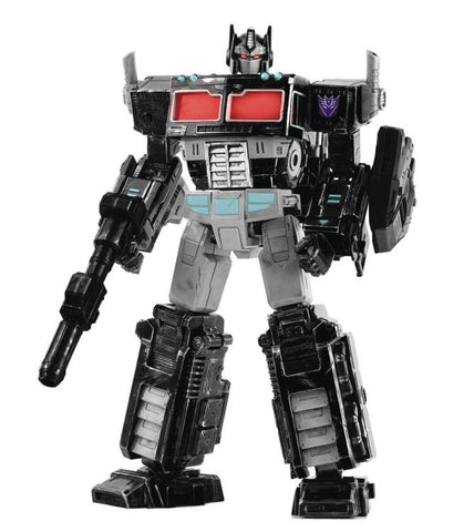 PRE-ORDER: Threezero Transformers War for Cybertron Nemesis Prime DLX Action Figure Previews Exclusive