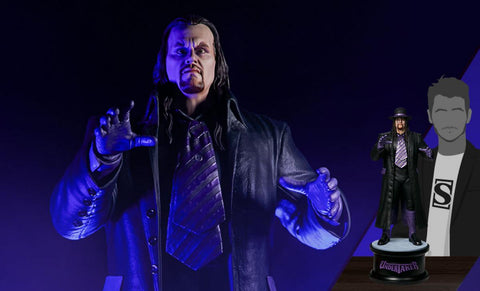 PRE-ORDER: PCS Collectibles WWE The Undertaker: Summer Slam '94 1:4 Scale Statue