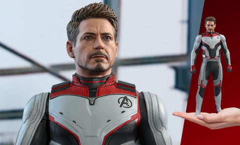 PRE-ORDER: Hot Toys Tony Stark (Team Suit) Sixth Scale Figure