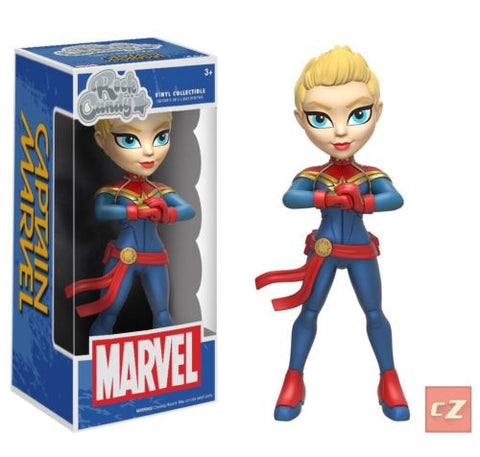 Funko Rock Candy: Marvel Captain Marvel - CollectorZown