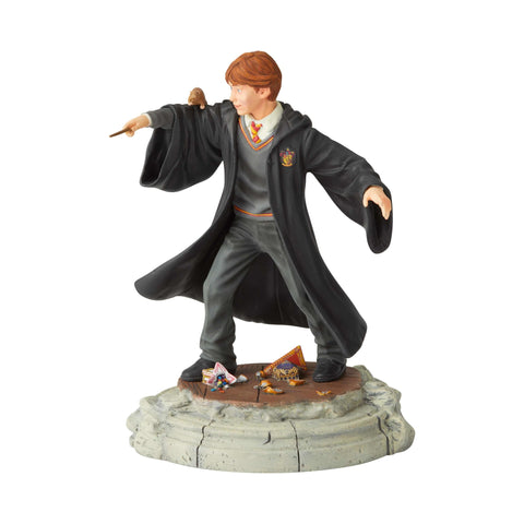 Enesco: Wizarding World of Harry Potter: Ron Weasley Year One Figurine
