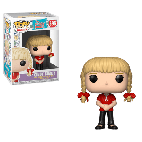 Funko Pop! Television: The Brady Bunch Cindy Brady #696