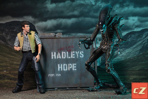 NECA Aliens Hadley's Hope 7-Inch Scale Action Figure 2-Pack - collectorzown