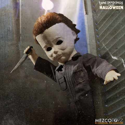 PRE-ORDER: MezcoToyz Living Dead Dolls Michael Myers Figure - CollectorZown