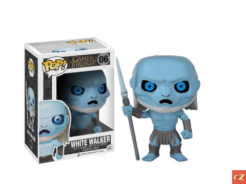 Funko Pop! Game Of Thrones: White Walker #06 *New In Box* - collectorzown