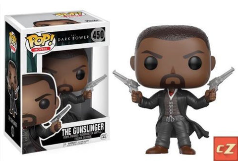 Funko Pop! Movies The Dark Tower The Gunslinger #450 *New In Box* - CollectorZown