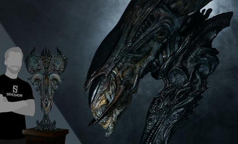 Sideshow Collectibles Alien Queen Mythos Legendary Scale Bust