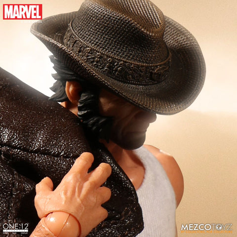 PRE-ORDER: MezcoToyz Marvel Logan One:12 Collective Figure - CollectorZown