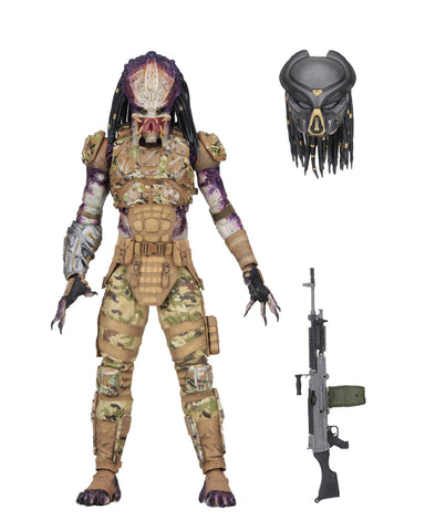 NECA Predator (2018) Ultimate Emissary #1 7 Inch Action Figure