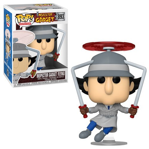 Funko Pop! Animation: Inspector Gadget(Flying) #893