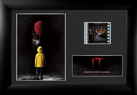 FilmCells: IT (Georgie and Balloon) Horror Minicell FilmCells Presentation