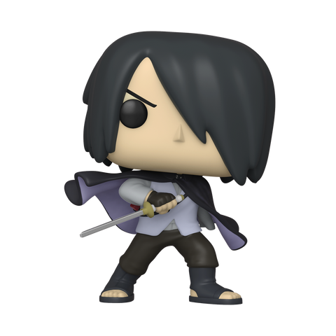 Funko Pop! Animation: Boruto Sasuke Specialty Series Exclusive