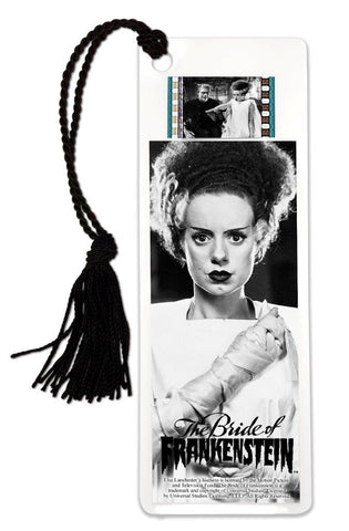 Filmcells Universal Monsters Bride of Frankenstein (Elsa Lanchester) Horror Bookmark