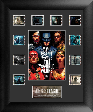 FilmCells: Filmcells Justice League (Save the World) (S1) Mini Montage
