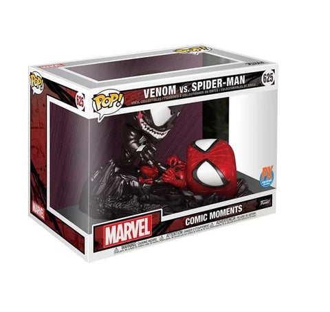 PRE-ORDER: Funko Pop! Marvel Comic Moments: Venom Versus Spider-Man #625 PX Previews Exclusive