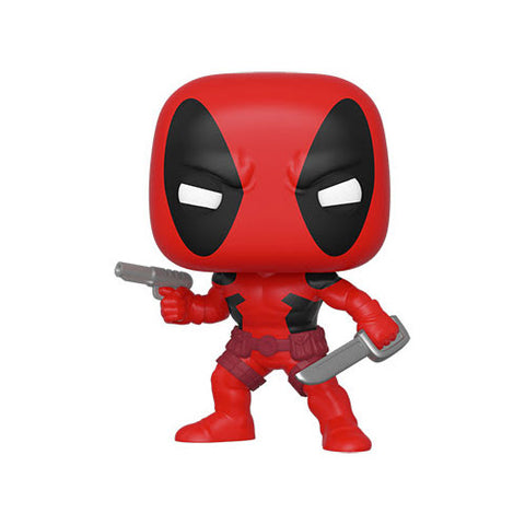 Funko Pop! Marvel: 80th First Appereance Deadpool