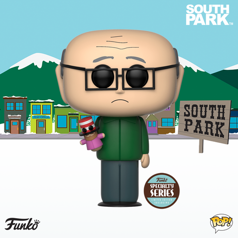 Funko Pop! Television: South Park Mr. Garrison #18 Funko Specialty Series