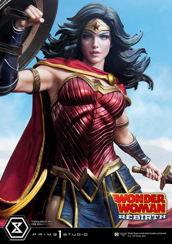 PRE-ORDER: Prime 1 Museum Masterline Wonder Woman (Comics) Wonder Woman Rebirth Edition Statue