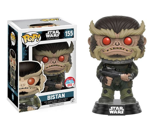 Funko Pop! Star Wars Rogue One Bistan NYCC 2016