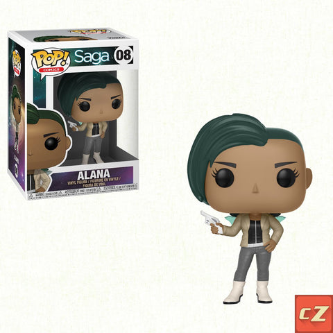 Funko Pop! Comics: Saga Alana - collectorzown