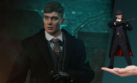 PRE-ORDER: BIG Chief Studios Tommy Shelby Sixth Scale Figure