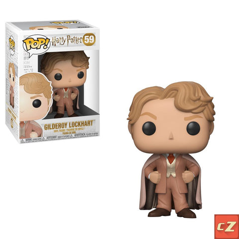PRE-ORDER: Funko Pop! Harry Potter: Gilderoy Lockhart #59 - CollectorZown