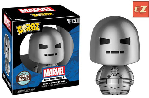 Funko Dorbz: Marvel Iron Man Mark 1 #361 Specialty Series Exclusive - collectorzown