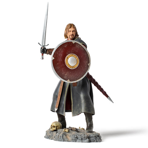 PRE-ORDER: Iron Studios Lord of the Rings Boromir BDS Art Scale 1/10 Statue