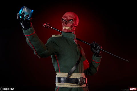 PRE-ORDER: Sideshow Collectibles Red Skull Sixth Scale Figure