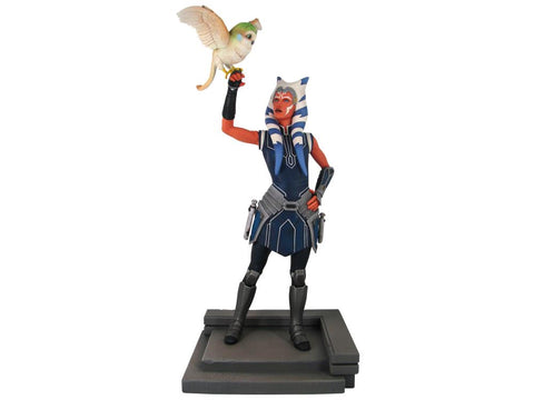 PRE-ORDER: Diamond Select Star Wars Premier Collection Clone Wars Ahsoka Tano Statue