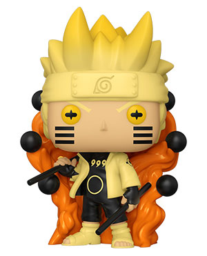 PRE-ORDER: Funko Pop! Animation: Naruto 6Path Sage Specialty Series Exclusive