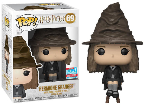 Funko Pop! Movies: Harry Potter Hermione Granger #69 Fall Convention Exclusive