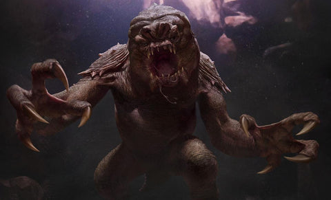 PRE-ORDER: Sideshow Collectibles The Rancor Art Print