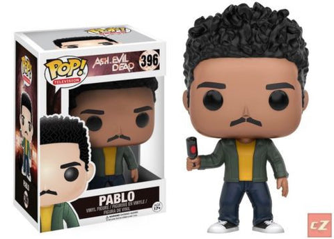 Funko Pop! Television: Ash VS Evil Dead Pablo #396 *New In Box* - CollectorZown