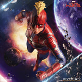 Mezcotoyz Captain Marvel One:12 Action Figure