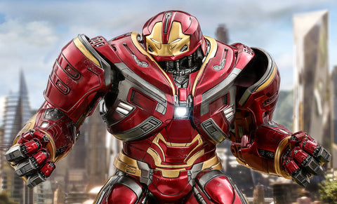 PRE-ORDER: Hot Toys Hulkbuster - Avengers: Infinity War - Power Pose Series - Sixth Scale Figure - CollectorZown