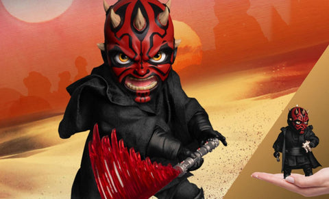 PRE-ORDER: Beast Kingdom Star Wars Darth Maul Action Figure