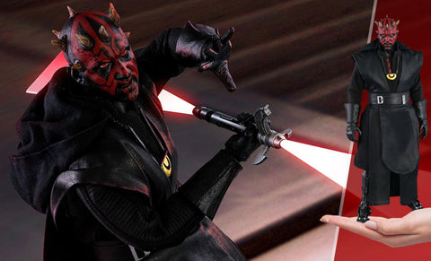 PRE-ORDER: Hot Toys Star Wars Darth Maul Sixth Scale Figure