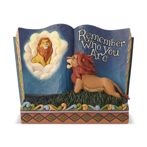 Enesco Disney Traditions Storybook Lion King Statue