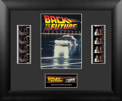 Filmcell Back To The Future FilmCells Presentation