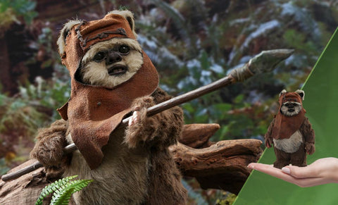 PRE-ORDER: Hot Toys Wicket Sixth Scale Figure